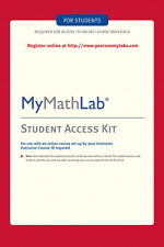 Mymathlab Kit by Pearson Education Staff, Addison-Wesley Publishing Staff and Mathematics Staff (2003, Print, Other, Student Edition of Textbook)