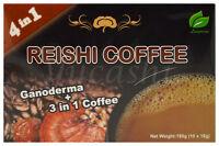 Longreen Reishi Coffee Ganoderma 4 In 1 Beverage