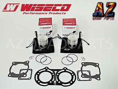 Top End Kit 0.50mm Oversize to 64.50mm For 2002 Yamaha YFZ350 Banshee~Wiseco