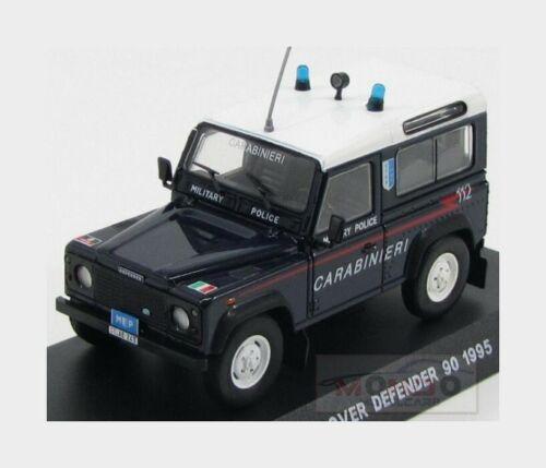 Land Rover Land Defender 90 Military Police 1995 Edicola 1:43 CARAB081 Modellbau