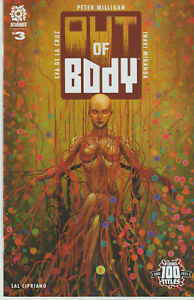 AFTERSHOCK COMICS OUT OF BODY #3 AUGUST 2021 1ST PRINT NM