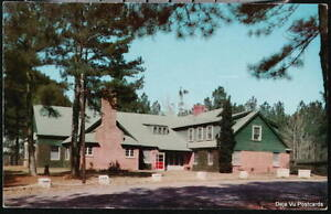 Details About Mccomb Ms Percy Quin State Park Lodge Vintage Postcard