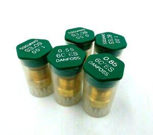 DANFOSS Olio Ugello Bruciatore di caldaia varie Taglie 0.50 80 ° ES - 0.85 80 ° ES USgal//h