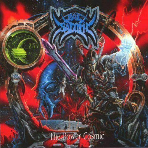 CD BAL SAGOTH THE POWER COSMIC BRAND NEW SEALED 2013