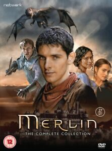 Neuf Merlin - Complète Collection DVD