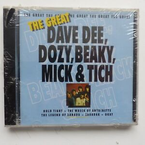 The-great-DAVE-DEE-DOZY-BEAKY-MICK-amp-TICH-Great-028-CD-ALBUM