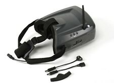 Quanum Cyclops FPV Goggles Integrated Monitor 5.8GHz Race Band RX / Quadcopter