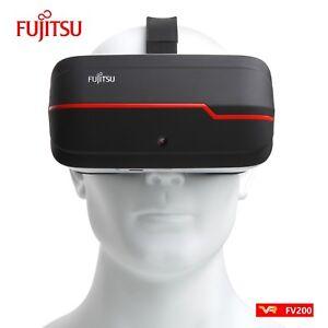 Fujitsu-3D-Virtual-Reality-Movie-Game-VR-Glasses-FV200-2K-16GB-WIFI-Bluetooth