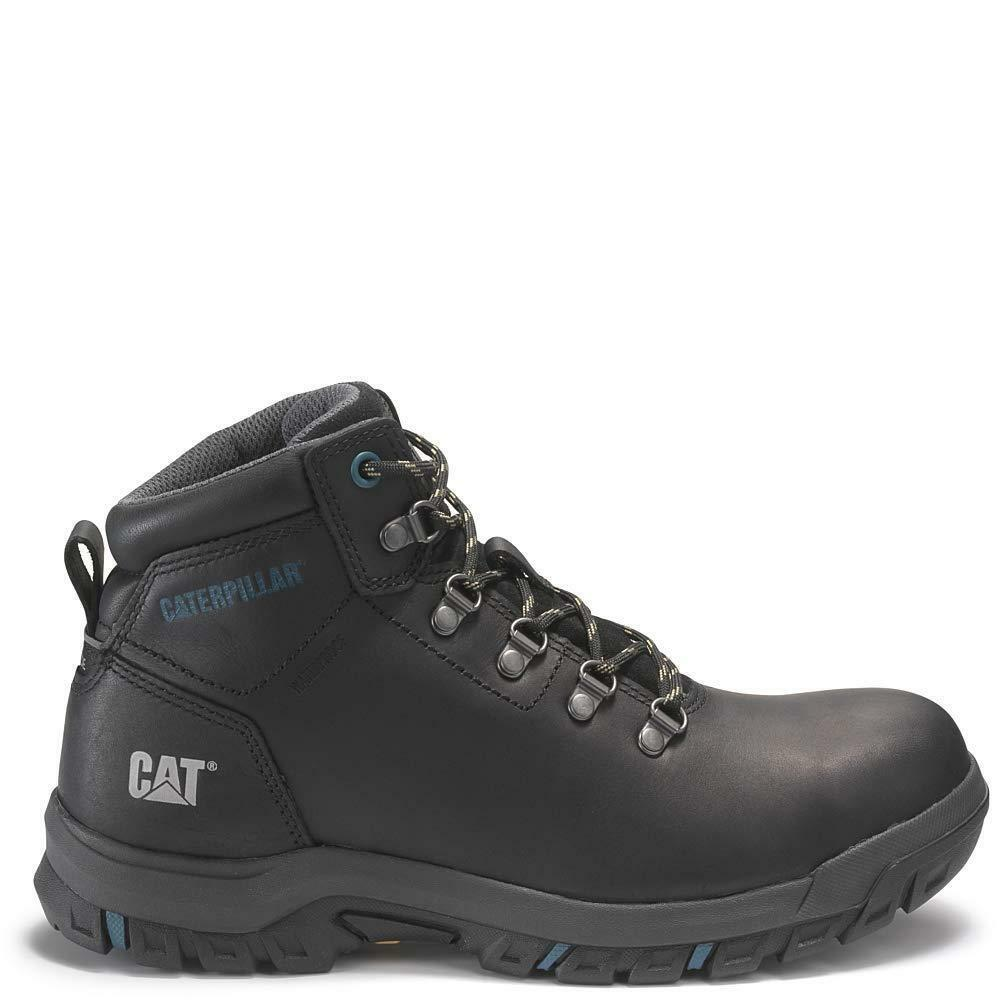 Caterpillar Women's Mae Steel Toe Waterproof Construction Boot