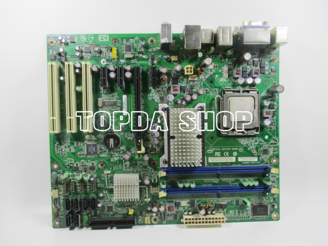1PC Intel DG43NB 775-pin support for core G43 motherboards #ZH