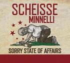 Sorry State Of Affairs von Scheisse Minnelli (2014)