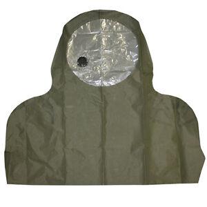 Unter Der Voraussetzung Originaler Nva Regenponcho Poncho Abc Nässeschutz Regenschutz Outdoor Angeln Ddr Bekleidung