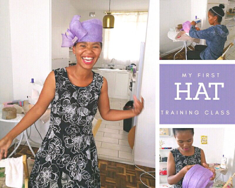 Determine your own Salary Do Hat Making Training
