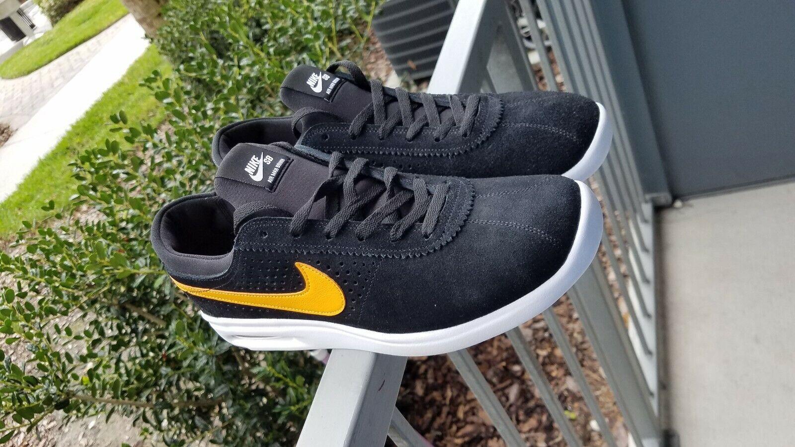 Nike Mens SB Air Max Bruin Bruin Bruin Vapor  shoes 882097-081 Sz 10.5 b88437