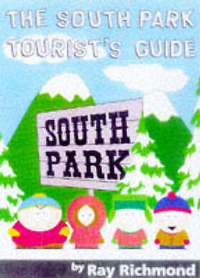 1 of 1 - South Park The Scripts Book One, Trey and Matt Parker and Stone, Good Used  Book