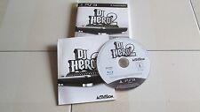PS3 - DJ HERO 2 - Completo e in Italiano!!!