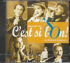 CD album: Compilation: C' Est Si Bon ! '80. Vol.5. Polygram. U