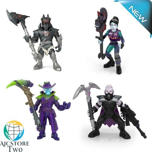 chevalier Sanctum Bomber Fortnite Bataille Royale Squad Pack 4 figurines-deadfire