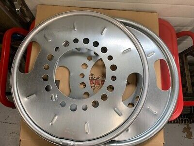 "Pair of 22.5/"" Drive Axle Wheel Balancer Centramatic 600-640 Balancer"