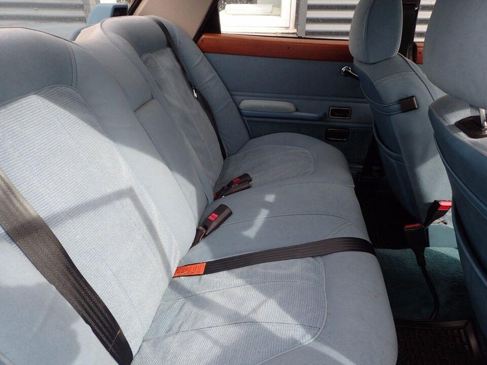 Ford Taunus 2,0 V6 Ghia aut. Benzin aut. Automatgear