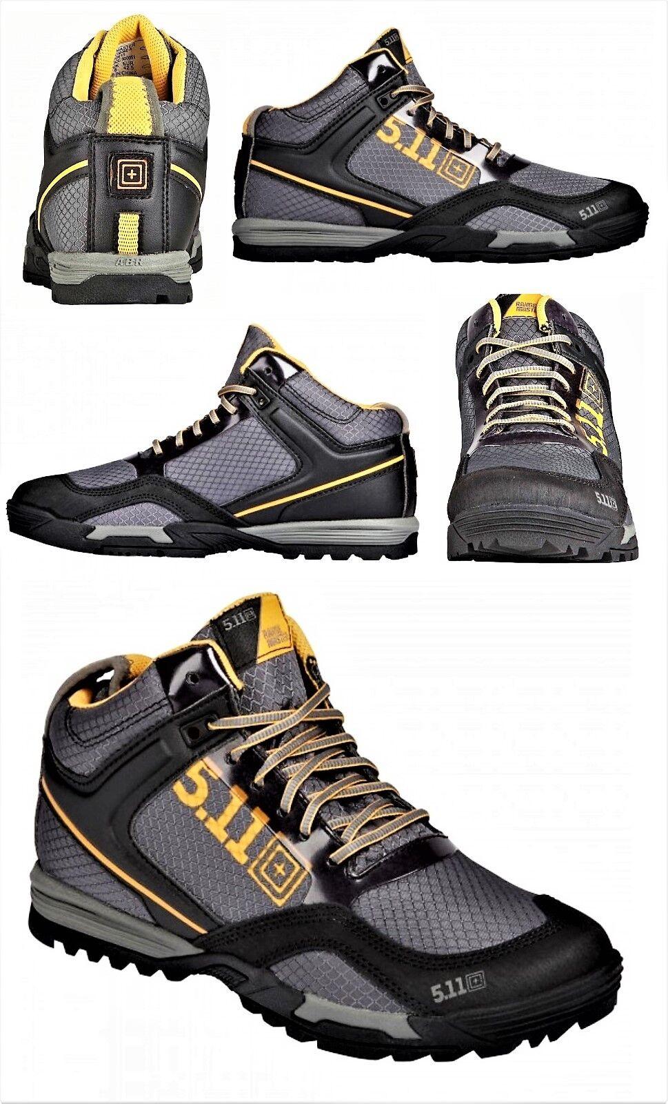 5.11 Tactical Range Master Boot - Color: Dark Coyote or Gunsmoke, New in Box