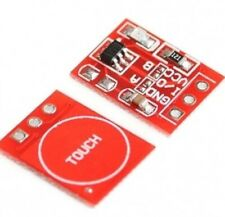 Ttp223 Capacitive Touch Switch Button Self Lock Module Sensor For Arduino Rpi