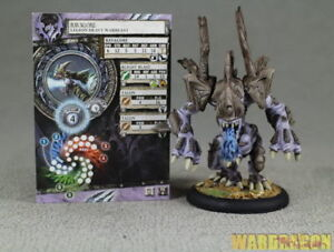 50mm-Hordes-WDS-painted-Legion-of-Everblight-Ravagore-v60