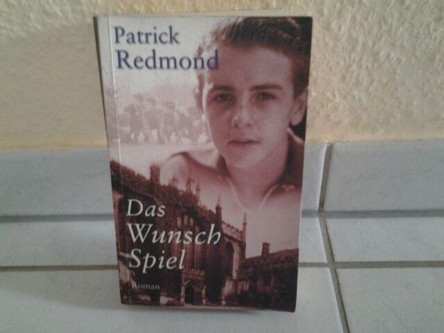 Das Wunschspiel von Patrick Redmond (TB, gebraucht)