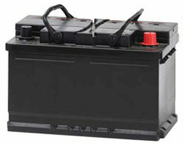 REPLACEMENT BATTERY FOR BMW 530I L6 3.0L 640CCA OPTIONAL YEAR 2006 12V