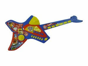 Paw Patrol Electronic Musical Skye /& Everest Girls Guitar With 16 Sounds