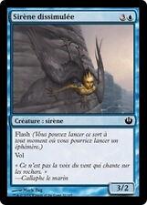 A445 MTG Magic JOU FOIL - Cloaked Siren Sirène dissimulée, French VF
