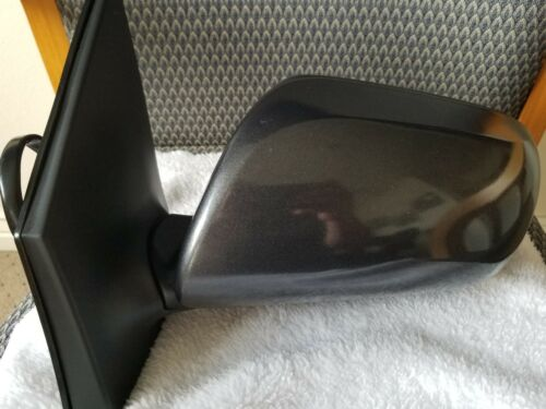 NEW GRAY 2009-2013 Corolla Left Drivers Door Mirror Power NonHeated