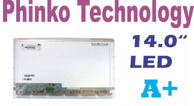 "NEW 14.0"" Laptop LED Screen LP140WH1-TLC6 (TL) (C6)"