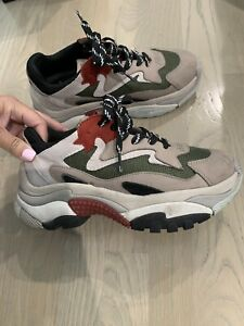 Ash Addict Ugly Sneakers US 6   eBay