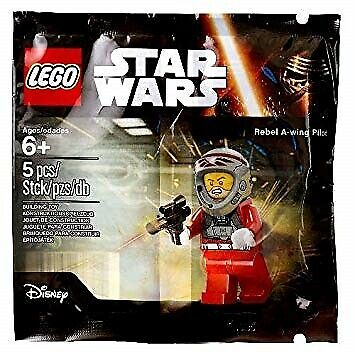 Lego Star Wars, Rebel A-wing pilot
