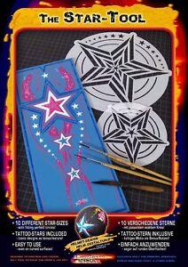 2-Plantillas-034-Light-Speed-Star-Herramientas-034-Harder-amp-Steenbeck-410171