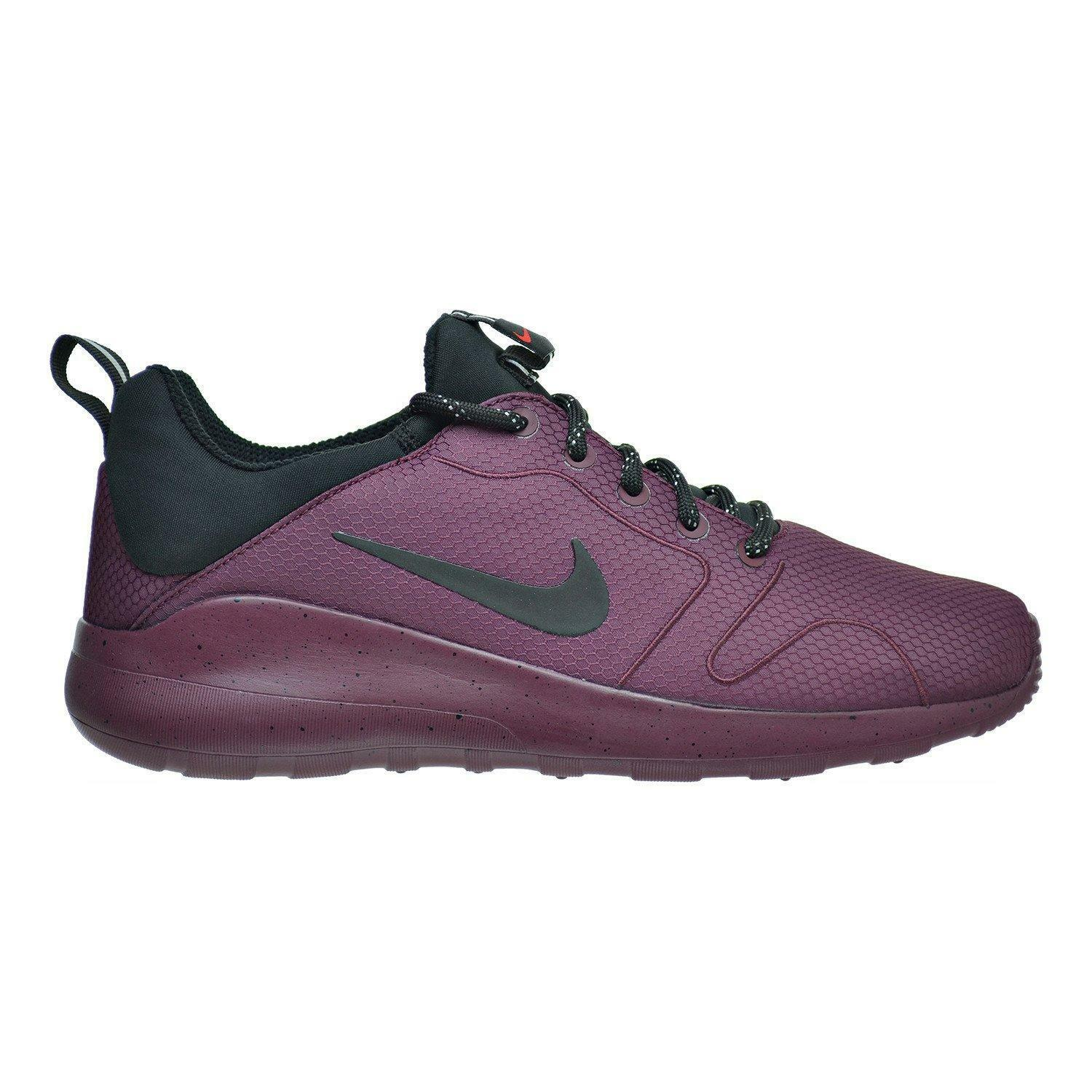 Mens NIKE KAISHI 2.0 SE Night Maroon Running Trainers 844838 600