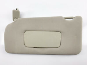 NISSAN ALTIMA SEDAN Sun Visor Sunvisor Right RH Passenger w// Light OEM 2008-2012