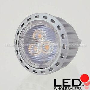 brightest 250 lumen mr11 4 watt led spot light bulb 12 volt ac dc white or warm. Black Bedroom Furniture Sets. Home Design Ideas