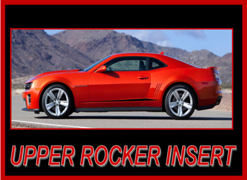 2010 2011 2012 2013 CHEVROLET CAMARO UPPER ROCKER STRIPE DECAL FACTORY STRIPE