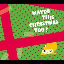 Maybe This Christmas, Too by Various Artists (CD, Jan-2006, Nettwerk America)