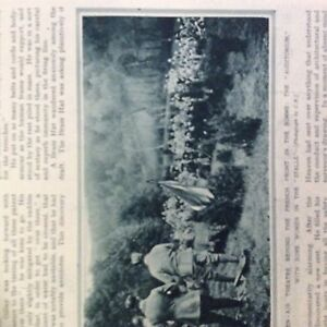 M1e-ephemera-ww1-picture-1917-open-air-theatre-french-front-somme