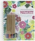 The Coloring Book of Positivity: Creative Patterns to Energize You by Parragon Books Ltd (Paperback / softback, 2016)