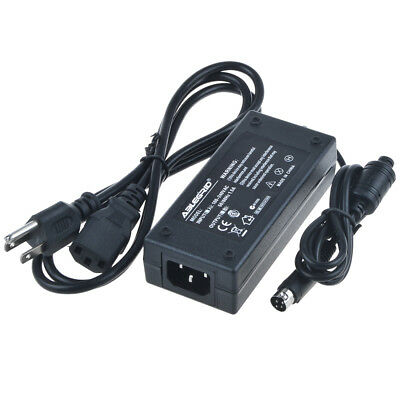 PA1065-050T2B650 Power 4-Pin AC Adapter Charger For Powertron Electronics Corp