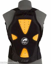 ceinture Dorsale FURYGAN moto protection neuf D30 back suzuki protector protect