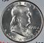thumbnail 1 - 1955 Franklin Half Dollar Mint State