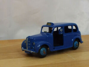 VINTAGE-Dinky-Toys-40h-AUSTIN-FX3-TAXI-1952-54