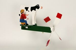 Uncle-Sam-Milking-the-Taxpayer-Cow-Wooden-Hand-Painted-Wind-Whirligig-29