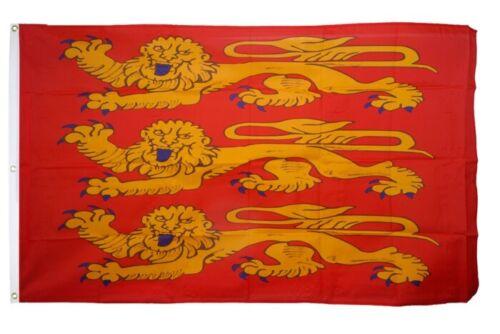 treis cats PREMIUM QUALITÄT Hissflagge Fahne Flagge Frankreich Haute Normandie