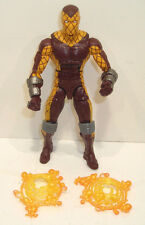 Marvel Legends THE SHOCKER Action Figure COMPLETE Sandman Series Spider-Man 6""